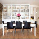 Современная стилизованная квартирка — уютное жилище от tim newsome для неполной семьи в рабочем районе лондона, великобритания