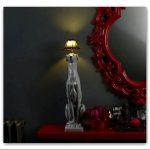 Интересные формы и материалы светильников
