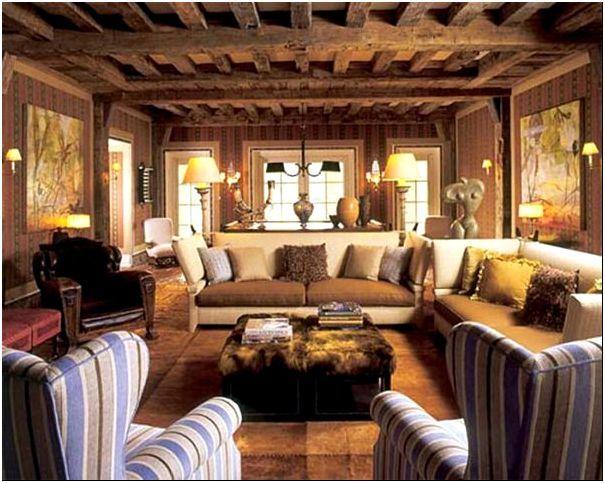 Фото 4 - Балки для деревянного дома