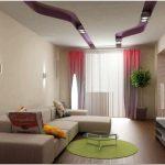 Дизайн гостиной в квартире (93 фото)