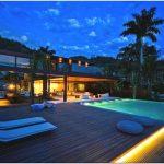 Панорамные дома: свет в окошке, или радость солнечных дней — роскошный особняк от fernanda marques, рио-де-жанейро, бразилия