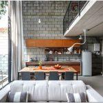 Обаяние простоты и домашнего уюта — maracana house от terra e tuma arquitetos associados, сан-паулу, бразилия