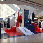 Олимпийский стиль: новый французский магазин lacoste