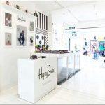 Оригинальный дизайн-проект специализированного магазина носков happy socks