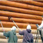Покраска стен краскопультом: шаги, этапы, инструмент