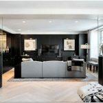 Дорогой дизайн интерьера квартиры triple-mint в здании stanhope hotel, нью-йорк, сша