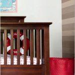 Оригинальный интерьер детской комнаты в морской стилистике от студии beth bourque design studio, хайем, сша