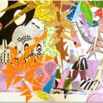 Современное искусство в интерьере: восхитительные коллажи от художницы maggie kempinska