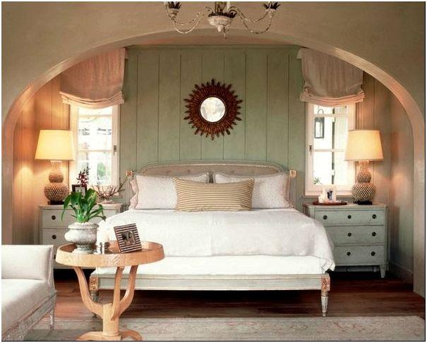 Фото 21 - Классический интерьер спальни