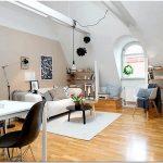 Балки на потолке – конструкционный элемент превращается в декор