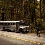 Мобильный дом-автобус: непринуждённость, комфорт и полная свобода от архитектора hank butitta
