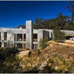 Проекты домов из стекла и бетона: величественный и гостеприимный особняк от shubin + donaldson, каньон торо, калифорния