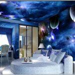 Детская комната на тему космос — фотографии концептуальных интерьеров в духе межгалактических путешествий
