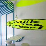 Оригинальный дизайн-проект чайного магазинчика milk tea #038; pearl в англии