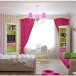 Как создать неповторимый стиль в детской комнате?