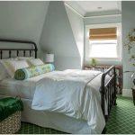 Очаровательный домашний интерьер спальни от студии kelly rogers interiors в массачусетсе