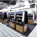 Дизайн магазина косметики aritaum mega shop: коммерческий интерьер будущего