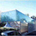 Лед и пламень, стекло и камень: сдержанная экспрессия фактур в burren house от niall mclaughlin, ирландия