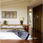 Спальни в стиле модерн: загадочные и благородные