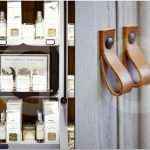 Оформление магазина durance – лёгкость ароматов в шикарном интерьере, париж, франция