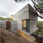 Великолепный дом mediterrani 32 — контраст с природой и гармония с индустриальными элементами от дизайнеров isern associates, испания