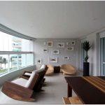 Стильный и комфортный полукруглый балкон – яркие примеры нестандартного архитектурного решения