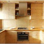 Дизайн кухни в старой хрущевке — 10 фото