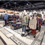 Обновлённый магазин туристической одежды aigle в гонконге