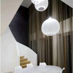 Современная роскошь двухэтажной квартиры