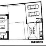 Оригинальный проект a+a house: семейный дом со сломанной геометрией от dva arhitekta, загреб, хорватия
