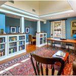 Как приятно почитать или продуманное обустройство домашней библиотеки — интересные проекты от знаменитых дизайнеров
