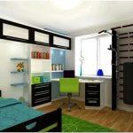 Проект детской комнаты (103 фото)