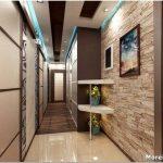 Особенности дизайна обоев в коридоре