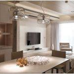 Дизайн квартиры — студии в современном стиле