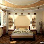 Стиль модерн в спальне: элегантность, воздушность и оригинальность
