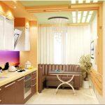 Фото галерея кухонных интерьеров