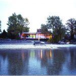 Неповторимый bregenhaus – современный дом на берегу боденского озера, линдау, германия