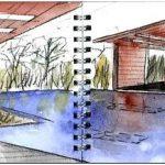 Галерея и жилой дом daeyang – модульная симфония современной архитектуры