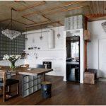 Индустриальный беспредел в необычном дизайн-проекте интерьера квартиры в стиле лофт