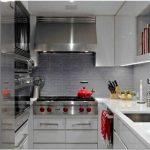 Маленькие кухни 50 фото дизайна интерьера