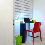 Великолепный дизайн интерьера квартиры в ярких красках