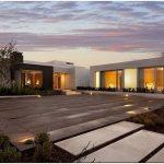 Обворожительный beverly hills house с захватывающей пешеходной дорогой от mcclean design, лос-анджелес (сша)