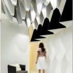 Интерьер розничного магазина melange в кувейте – путешествие в зазеркалье