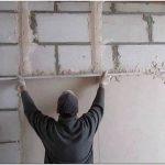 Чем штукатурить стены из пеноблока – получаем идеально ровную поверхность