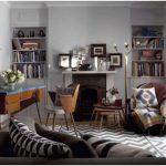 Эклектика в интерьере: необычный дизайн домашнего офиса