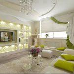 Дизайн мебели для гостиной (96 фото)