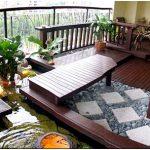Потрясающий дизайн балкона в японском стиле – нестандартный симбиоз восточной философии и шумного мегаполиса