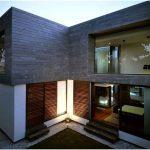 Стильный архитектурный ансамбль: проект коттеджных построек antonio altarriba comes в валенсии