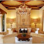 Декоративные балки на потолке — 30 фото