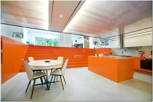 Дизайн интерьера дома в Роттердаме в Нидерландах